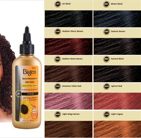 bigen hair color bigen hair color bigen semi permanent hair color