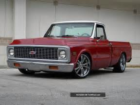 1972 chevrolet c10 custom shortbed