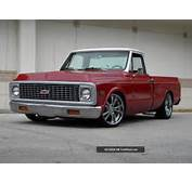 1972 Chevrolet C10 Pickup Custom Shortbed C 10 Photo 1