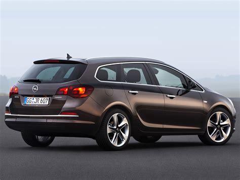 Opel Astra Wagon by Astra Wagon J Facelift Astra Opel Datenbank Carlook