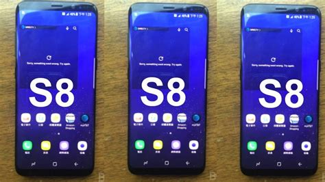 Hdc Samsung S8 Real Infinity Display samsung galaxy s8 infinity screen revealed in new leaks shows