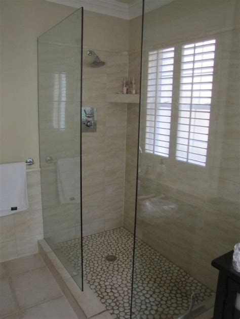 Shower Doors For Walk In Showers 85 Best Images About Walk In Showers On Walk