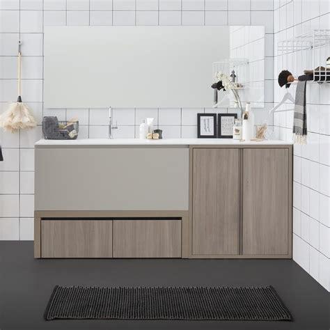 si鑒e de bain acqua e sapone e meuble de salle de bains compos 233 de plan