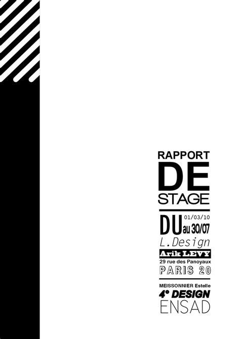 Rapport de stage chez L.DESIGN by Estelle Meissonnier - Issuu