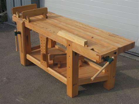 roubo bench david barron furniture roubo split top workbench