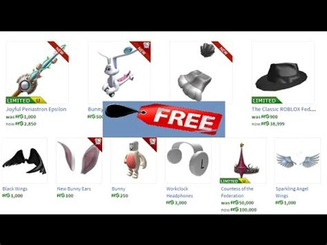 How To Get Free Furniture by How To Get Free Stuff On Roblox 2017 Not Patched
