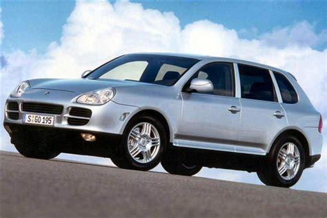 2006 porsche cayenne review porsche cayenne 2002 2006 used car review car review