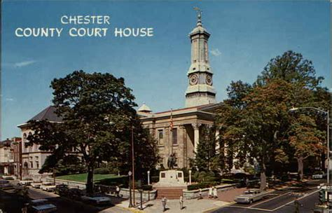 Chester County Pa Court Search Chester County Court House West Chester Pa