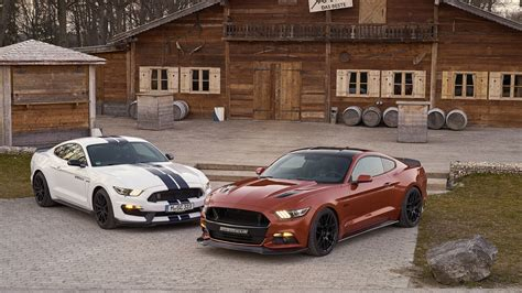 kit mustang ford mustang gt gains 820hp carbon fiber kit from