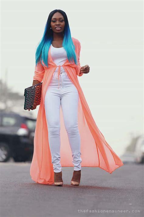 Fashion Modern bn style how to rock the uber stylish modern kimono bellanaija