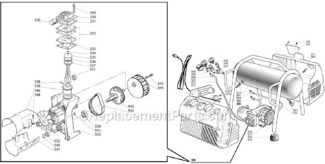 bostitch air compressor cap  ereplacementpartscom