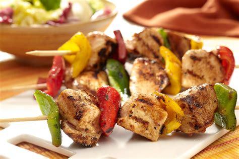 Italian Kitchen Island by Grilled Chicken Kabobs Recipe Dishmaps