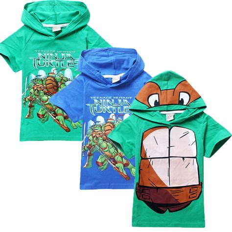 mutant turtles clothes baby