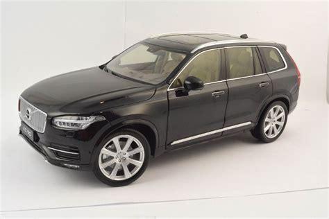 volvo diecast model cars motor city classics 1 18 2016 volvo xc90 in onyx black