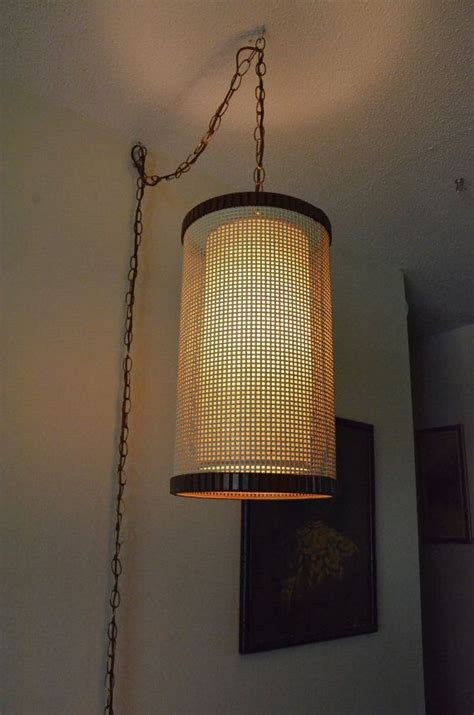 Swag Light Fixture 1000 Images About Mid Century Modern Swag Ls On Teak Originals And Pendant Ls