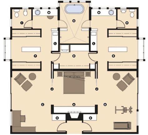 master suite plans 5 master suite design concepts professional builder