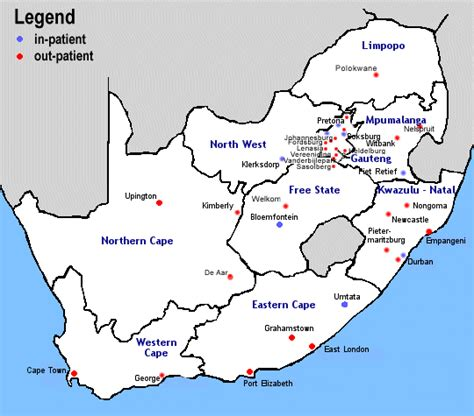 south africa map pdf south africa map provinces and capitals 28 images