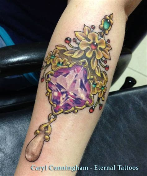 gem tattoos 1000 ideas about gem on