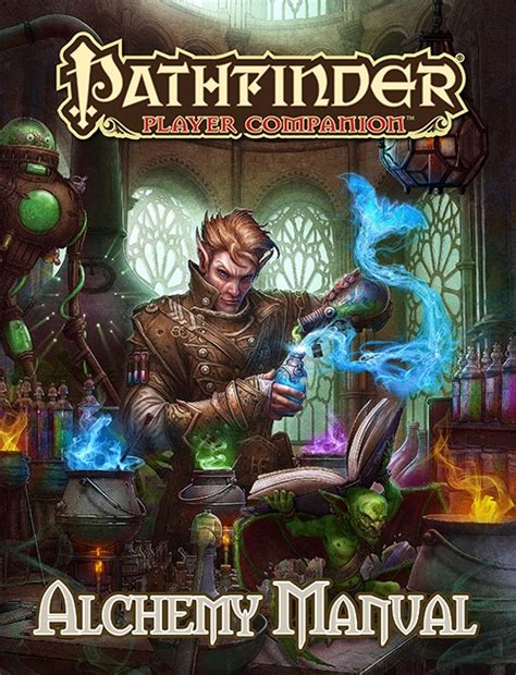 pathfinder player companion potions poisons books paizo pathfinder player companion alchemy manual