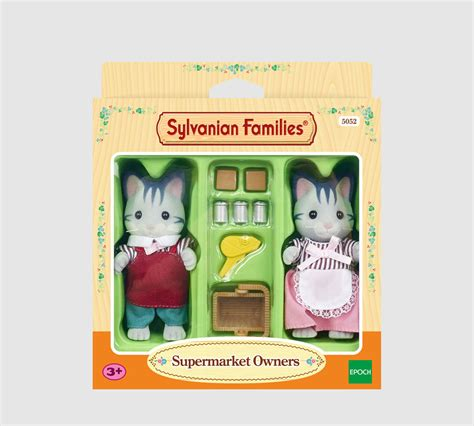 Sylvanian Families Original 2889 Store sylvanian families food shop theme sets range choose