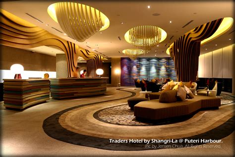 la interior designers traders hotel puteri harbour by shangri la thesmartlocal