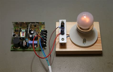 capacitor test light capacitor light bulb test 28 images description this demonstrations shows that a large