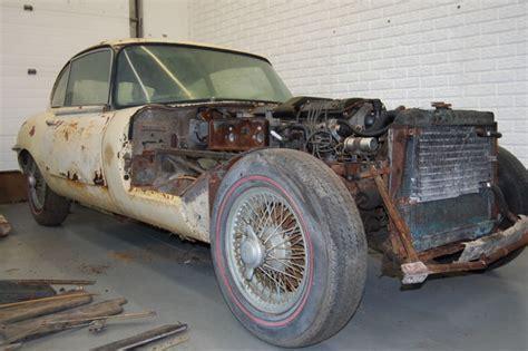 jaguar e type for sale need restoration 1970 jaguar xke e type series 2 2 2 coupe automatic