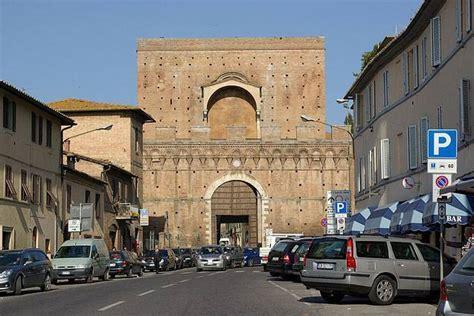siena porta pispini porta pispini siena visit italy