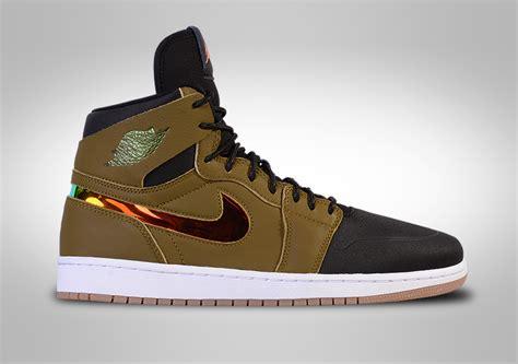Sepatu Nike Air 1 Retro High nike air 1 retro high nouveau militia green price 127 50 basketzone net