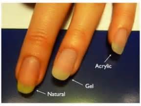 acrylic vs gel
