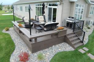 Designing the deck of your dreams in north dakota