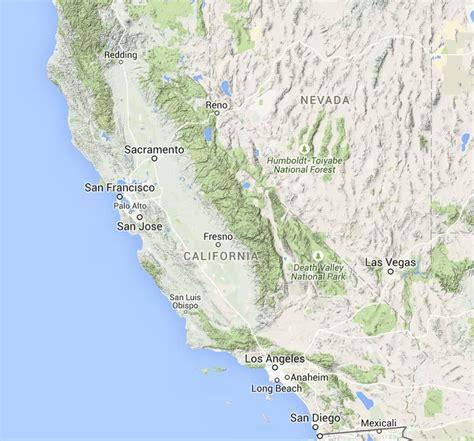 garden zone map california california interactive usda plant hardiness zone map