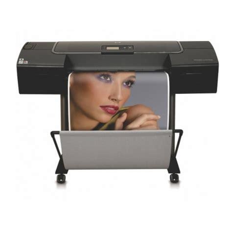 Printer Hp Z2100 hp designjet z2100 24 in photo printer global office machines