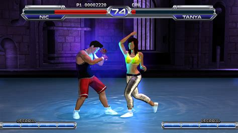 Fighting For by S20 Fighting Generation Pc