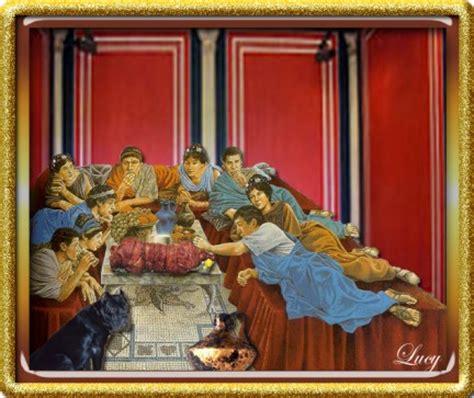 banchetti antica roma la cucina nell antica roma