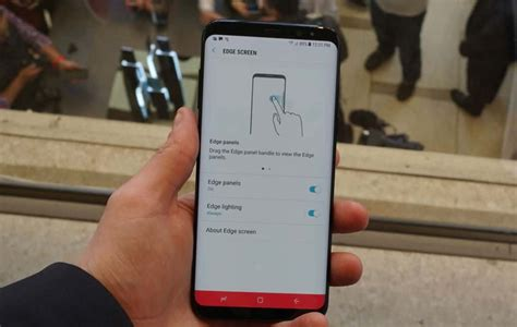 galaxy s8 edge lighting samsung galaxy s8 and s8 plus common issues with solutions