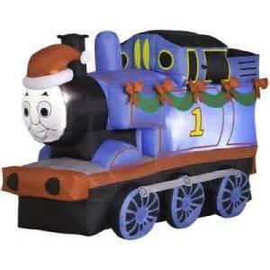 Thomas The Train Christmas Decorations Inflatable Christmas Decorations From Home Depot Holiday Decor