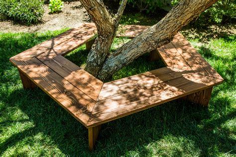 diy tree bench diy tree bench how to hallmark channel