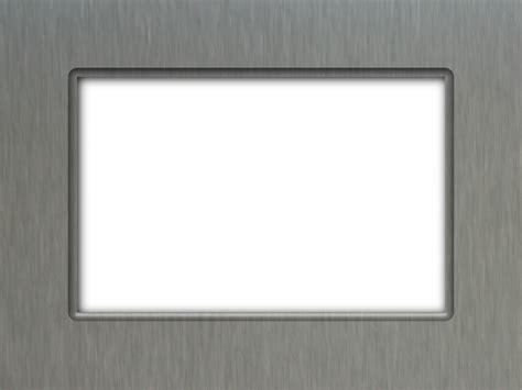 design metal frame picture frames design gray metal picture frames simple
