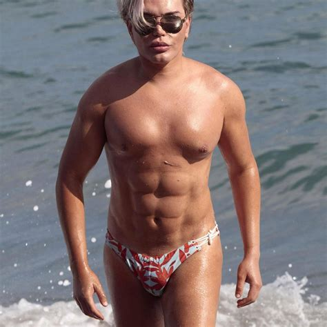 Human Ken Doll Rodrigo Alves Reveals He Is Going To Get