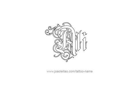 ali tattoo uruguay ali name tattoo designs