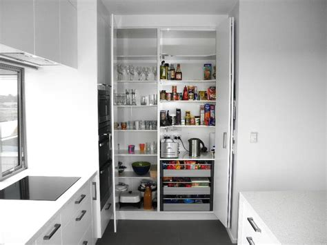 Kitchen Pantry Cabinet Nz Objex Cabinet Makers Ltd Pantry Drawers