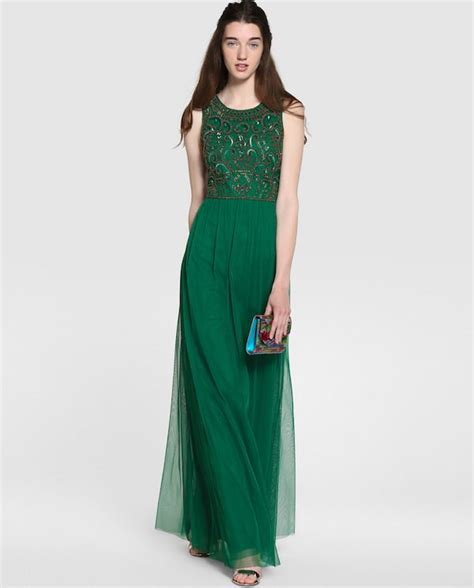 vestidos de fiesta largos corte ingles vestidos de fiesta el corte ingl 233 s 2018 moda en pasarela