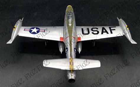 Bag Gf 7502 f 84e thunderjet 8th fbs donald aircraft 1 72 plane