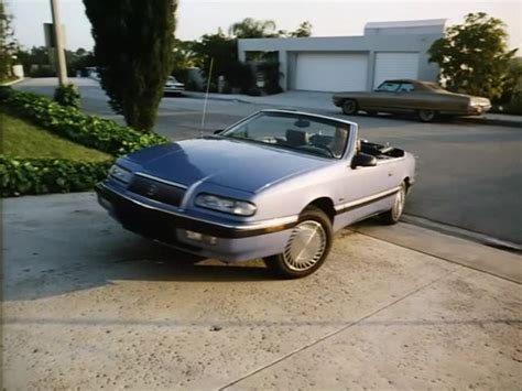 1993 chrysler lebaron blue book imcdb org 1993 chrysler lebaron convertible in quot kiss of