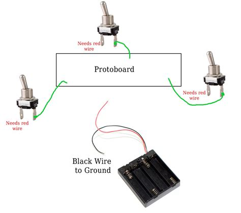 inline switch wiring diagram wiring diagram with description