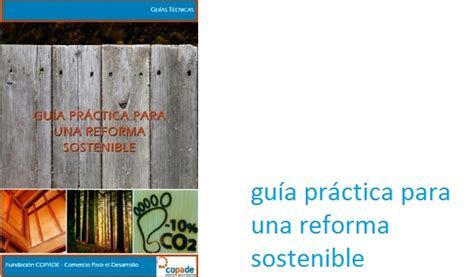 guia practica para una guia pr 225 ctica para una reforma sostenible nc arquitectura