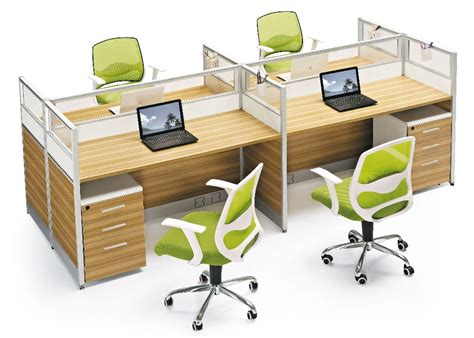four person office desk 2017 modern office 4 person workstation modular computer