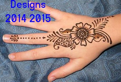 simple and adorable arabic henna designs step by step images pictures new simple best henna hands mehndi designs 2015 2014