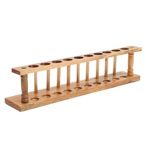 Wooden Test Rack by 21mm Wooden Laboratory Test Rack 10 Holes Alex Nld